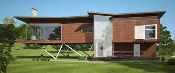 Modern Style House Plans Front Elevation Modern House 2015 House Design