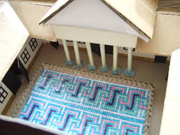 ideas for ks2 roman project a very clever school arts and crafts roman villa project