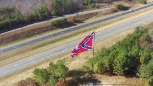 Va Flag Confederate Flag Danville Va Youtube