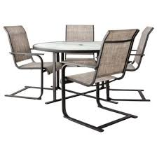 round resin patio table with removable legs backyard remodeling