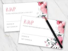 wedding rsvps wedding rsvp templates in word 100 free