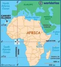 africa map islands locator map of canary islands canary islands