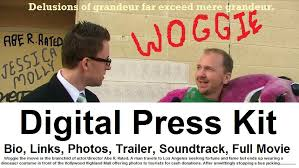 Seeking Trailer Soundtrack Woggie Trailer