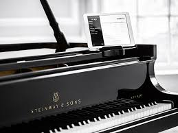 ad un piano steinway s new piano can play a concerto by itself wired