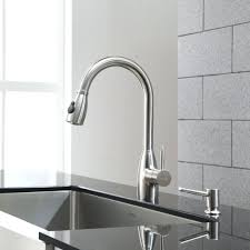 industrial faucet kitchen sinks doubs deck mounted kitchen sink faucet with pull