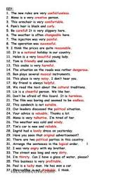 adjectives in sentences compound adjectives adjectives and adverbs