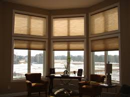 before and after window treatments for high windows a little