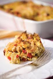filling breakfast casserole recipes southern living