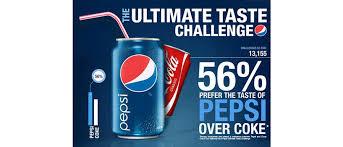 Pepsi Blind Taste Test Life And Health After Apple And Pepsi