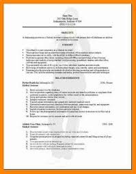 Resume Template Medical Assistant Experienced Medical Assistant Resume Free Pdf Printable Resume