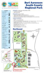 South Florida County Map by Parks U0026 Recreation Burt Aaronson