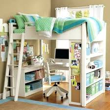 Bunk Bed Desk Underneath Closet Loft Bed Closet Underneath Best Closet Bed Ideas On Bed