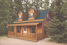 log cabin modular house plans