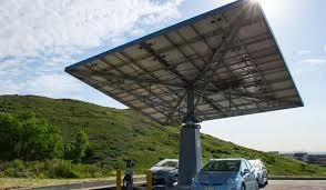 solar tree envision solar