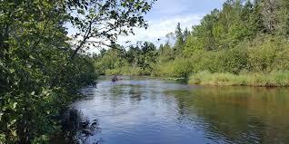 Namekagon River Map Stewardship Research Program U2013 Namekagon River Partnership