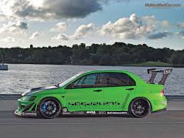 mitsubishi lancer modified modified u0026 tuned mitsubishi evo wallpaper mymodifiedcar com