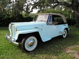willys jeepster for sale 1948 willys jeepster vintage motors of sarasota inc