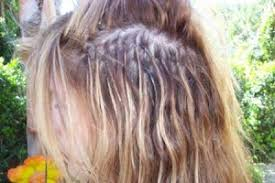 hair weaves for thinning hair the damage of hair extensions