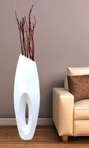Decorative Floor Vases Ideas Top White Ceramic Floor Vase Decorative Flooring Ideas