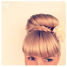 Hochsteckfrisurenen Schnell Und Einfach Selbst Gemacht by Der Süßeste Diy Dutt Schnell Und Einfach Selbstgemacht Hair