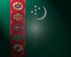 Flag Of Turkmenistan Turkmenistan Hd Wallpapers