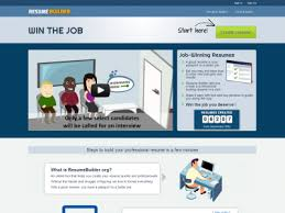 resume builder the online resume maker that generates results