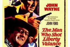 Watch The Man Who Shot Liberty Valance Lee Marvin As Liberty Valance 1962 4 Star Films