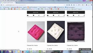 Online Home Decor Sites Buy Fabric Online India Aastha Home Decor Youtube