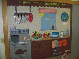 kitchen message board ideas title of bulletin board a recipe for a successful year category
