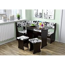 Kitchen L Shaped Dining Table Corner Dining Table
