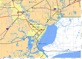 map tx groves tx 77619 77642 profile population maps