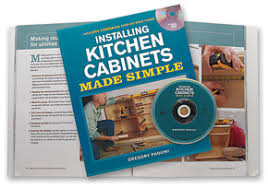 Kitchen Cabinets Made Simple Installing Kitchen Cabinets Made Simple Valley Tools
