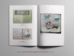 free indesign catalog template 2 free indesign templates download