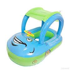 smoby siege gonflable uleade bouée bébé flotteur bateau anneau de natation siège gonflable