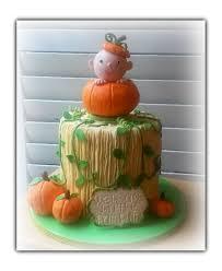 Halloween Baby Shower Cakes by Little Pumpkin Baby Shower Cake On Cake Central Halloween