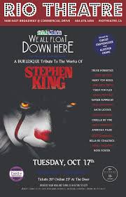 Halloween Haunted House Vancouver by Rio Theatre Tickets