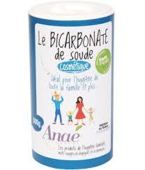 utilité bicarbonate de soude en cuisine bicarbonate de soude cosmetiques anae 500gr
