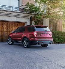 Ford Explorer Platinum - 2017 ford explorer suv photos videos colors u0026 360 views