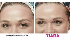 shower cap keep blowouts fabulous tiara shower cap best