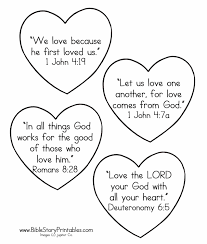 valentine u0027s bible coloring pages valentine u0027s