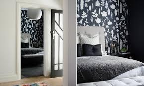 chambre noir et blanc design chambre design moderne noir et blanc outil intéressant votre maison