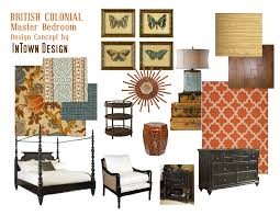 taking inspiration from classic british colonial style an updated