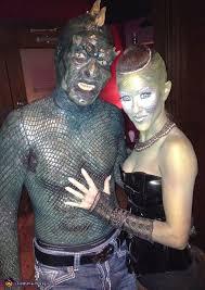 Halloween Costumes Jason Lizard Man Costume Lizards Costumes Halloween Costume Contest