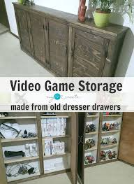 Build Your Own Toy Storage Box by Best 25 Video Game Storage Ideas On Pinterest Video Game