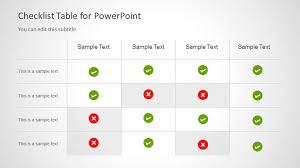 powerpoint checklist template checklist visual printable casseh info