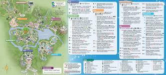 walt disney resort map 2014 walt disney park maps with fastpass photo 1 of 8