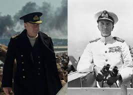 What Is A Flag Officer What U0027s Fact And What U0027s Fiction In Dunkirk