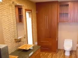 modern bamboo bathroom accessories design