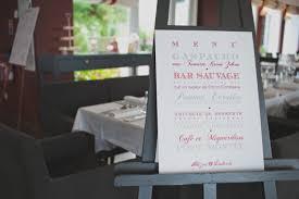 prã sentation menu mariage comment présenter menu de mariage