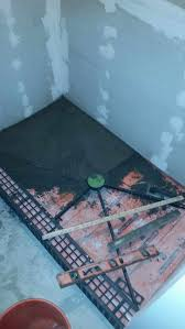 how to build a floor for a house the best how to build a shower pan yourself by on